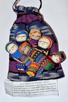 Cute Worry Dolls