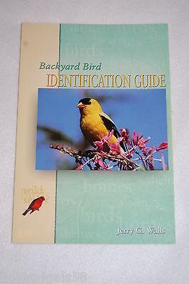 Backyard Bird Identification Guide by Jerry G. Walls (2000, Paperback)