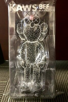 Kaws BFF Black Edition NEW in sealed packaging  KAWSONE.COM