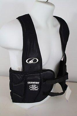 Champro Air Tech Football Rib Vest NEW model FR4V Adult Medium
