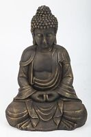 Point-garden Budda Statua Da Giardino Seduto 44 Cm Nuovo -  - ebay.it