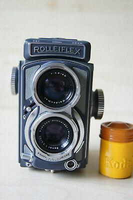 Rolleiflex 4x4 grey