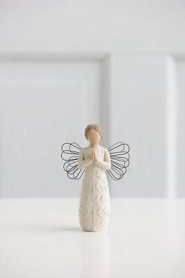 "Willow Tree by Susan Lordi  ""Angel  A Tree A Prayer "" 13 cm  26170"