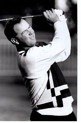 Original Press Photo Golf Mark O'Meara USA September 1989