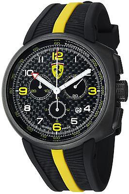 ferrari men's fast lap black c... Image 1