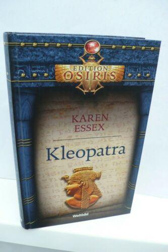 BUCH GEBUNDEN KLEOPATRA KAREN ESSEX HISTORISCHER ÄGYPTEN ROMAN HISTORISCH BOOK !
