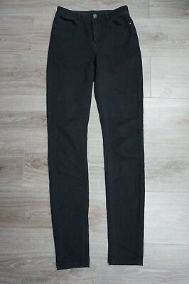 Tall ASOS Jacqueline de Yong Black Jeans W26 L34 worn once only