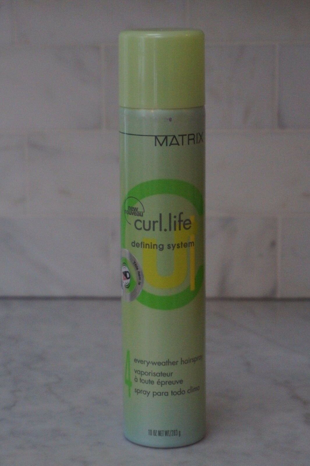 2 PACK. 10 oz. Matrix Curl Life Defining System # 4 Every-We