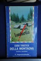 Lombardia - Guida Turistica Della Montagna -  - ebay.it