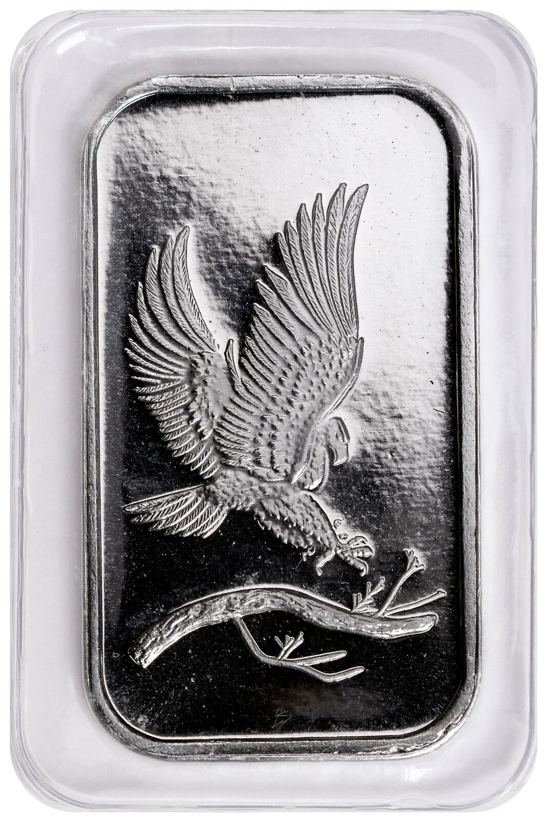 Купить SilverTowne Mint Eagle Design 1 Troy oz. .999 Fine Silver Bar SKU48242