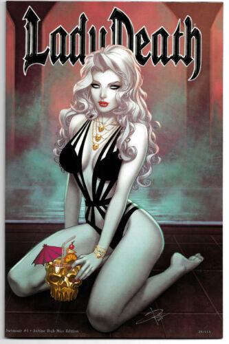 Lady Death Swimsuit 1 Sabine Rich Nice Edition 2020 Coffin Comics 26/113