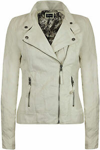 GUESS Engracia Faux Leather Jacket