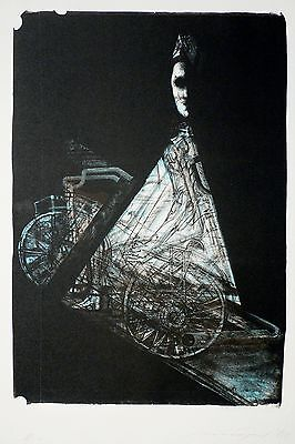 ROLF MÜNZNER - Champion - Farblithografie / Schablithografie 1999/20