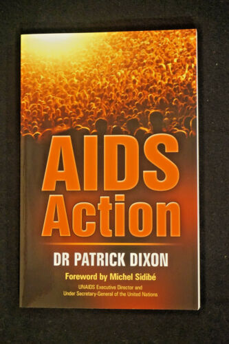 Aids Action by Dr. Patrick Dixion    #807