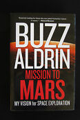 Buzz Aldrin Signed Book