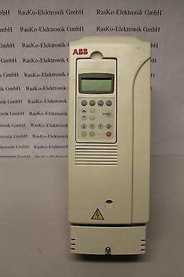 ABB  ACS800-01-0020-3+E200 15,0 kW neuwertig mit 1 Jahr Gewährleistung!