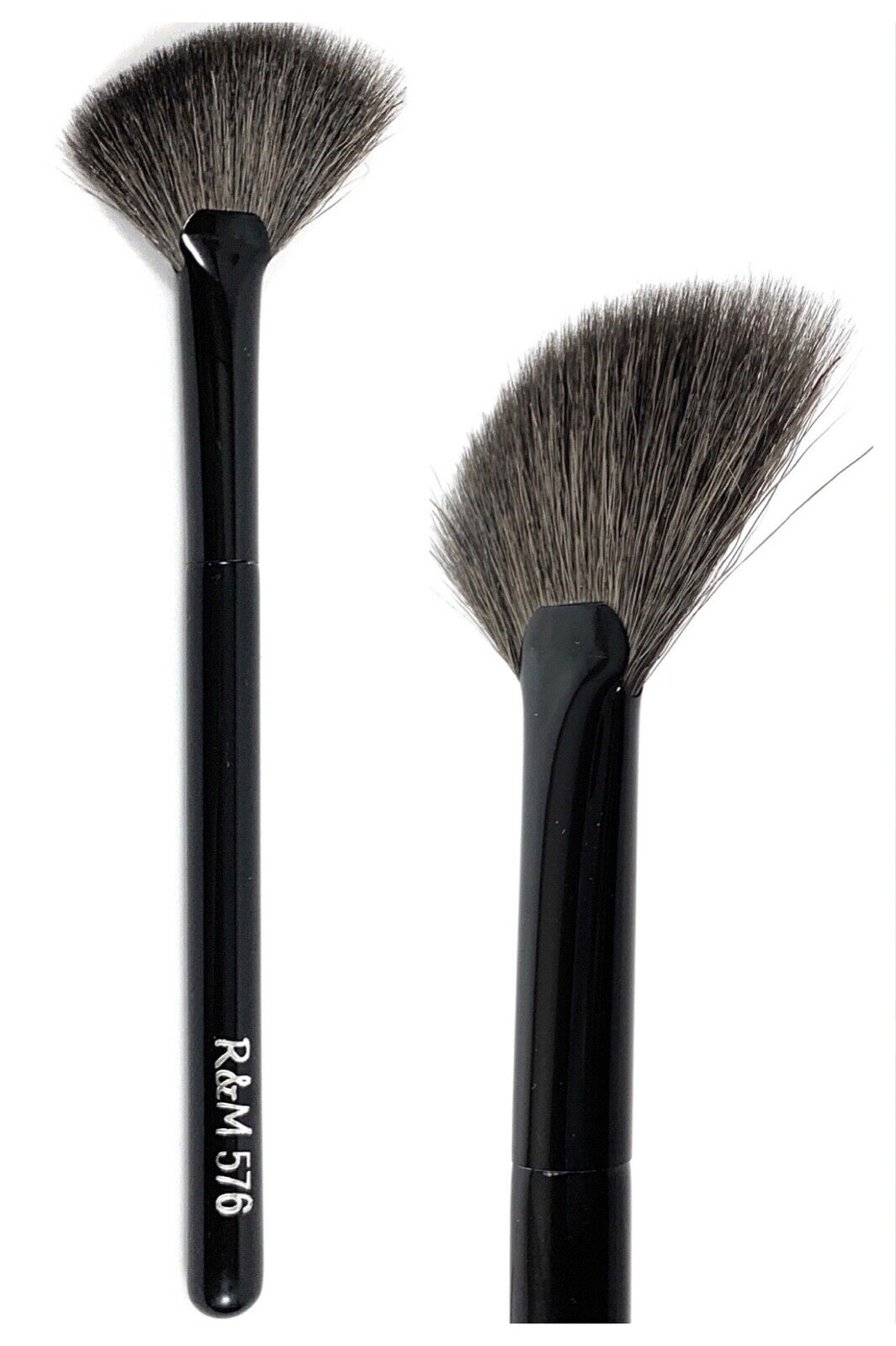 576 angled fan bronzer sculpting brush
