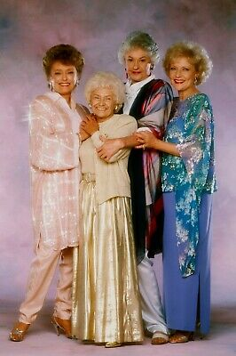 THE GOLDEN GIRLS - TV SHOW PHOTO #5 - CAST PHOTO