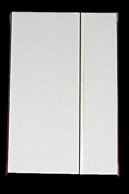 4x6 Archival Album (4x6 MAGNETIC OVERFLAP SILVER SELF ADHESIVE, ARCHIVAL PHOTO ALBUM-10 PGS,20)