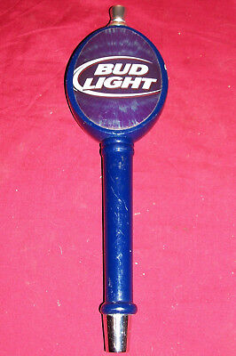 Bud Light Draft Beer Keg Handle Pull Lever Pub Bar Tap Budweiser Anheuser Busch