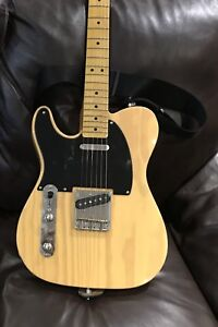 Squier Classic Vibe 50s telecaster (Lefty)