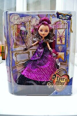 Ever After High - THRONECOMING Raven Queen BNIB Unopened