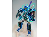 Botcon 2014 Transformers ATTENDEE Exclusive Kreon Kreo Kre-o Gigatron Overlord