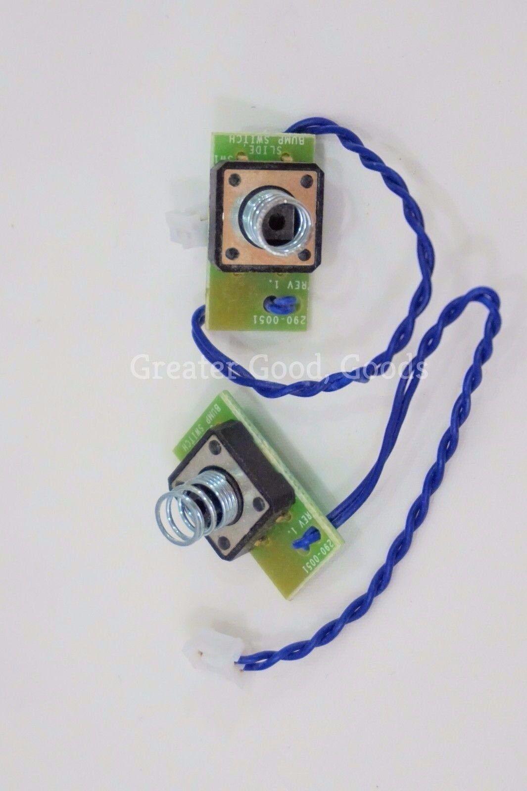 Neato Botvac Slide Bumper Switch Sensor 65 70e 75 80 85 2-pack - $19.02