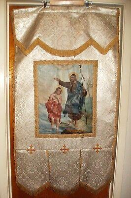Vintage Orthodox Banner Vestment