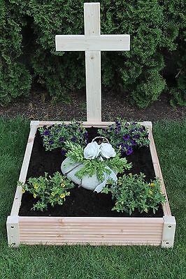 Grabeinfassung Urnengrabeinfassung Urnengrab Grabmale 80x100cm