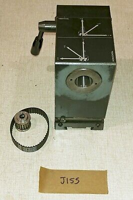 Emco F1 Cnc Mill Quick Change 30 Taper Spindle 1 W Mounting Plate J15s