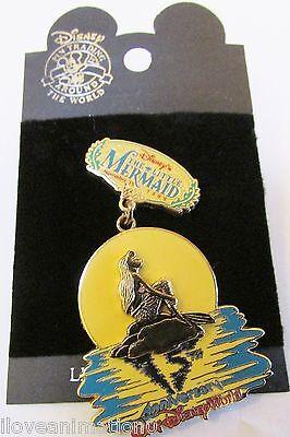 Disney WDW Disney's The Little Mermaid 15th Anniversary Areil Pin