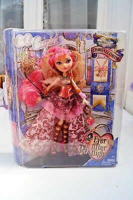 Ever After High - Thronecoming C.A. CUPID Damaged Box