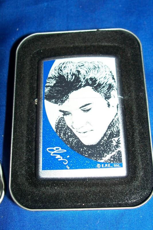 Zippo Elvis Presley in Sweater 205EP Cigarette Lighter Tobacco Vintage Old
