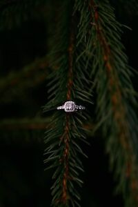 Beautiful engagement ring. Poags jewellers