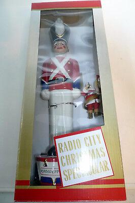 Radio City Music NY Christmas Spectacular Toy Soldier Nutcracker Santa CocaCola  ()
