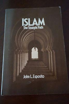 Islam   The Straight Path By John L  Esposito  1988  Paperback