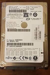 Fujitsu 160GB Laptop HDD Fremantle Fremantle Area Preview