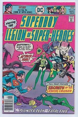 Superboy Legion der Superhelden 219 220 222 223 - Superhelden Boy