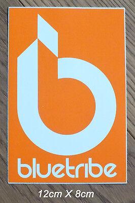 Bluetribe Ski Snowboard Freeski Goggles Aufkleber Sticker Adesivo (S74)