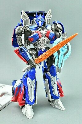 Transformers The Last Knight Optimus Prime Complete Voyager