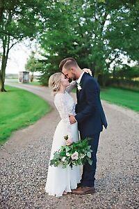WEDDING DRESS FOR SALE $1000