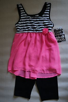 New Girls Pogo Club Of Ny Top And Pant Set Size M  11 12
