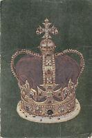 Bf29637 The Crown Jewels St Eduard S Crown Uk Front/back Image - crown - ebay.co.uk
