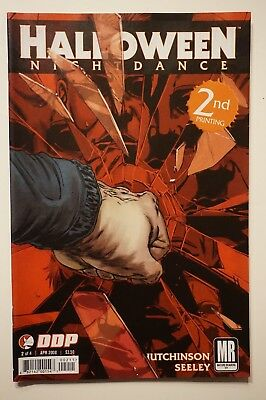 Halloween Michael Myers Comics (HALLOWEEN NightDance # 2 Comic ~ MICHAEL MYERS Movie ~ 2008 Devils)