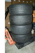 """20 """" Kumho Wheels and Tyres For Commodres or Falcons Cheap Cheap Belmore Canterbury Area Preview"""