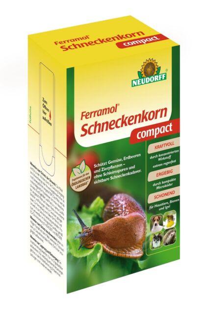 Neudorff Schneckenkorn Ferramol Compact 425 g