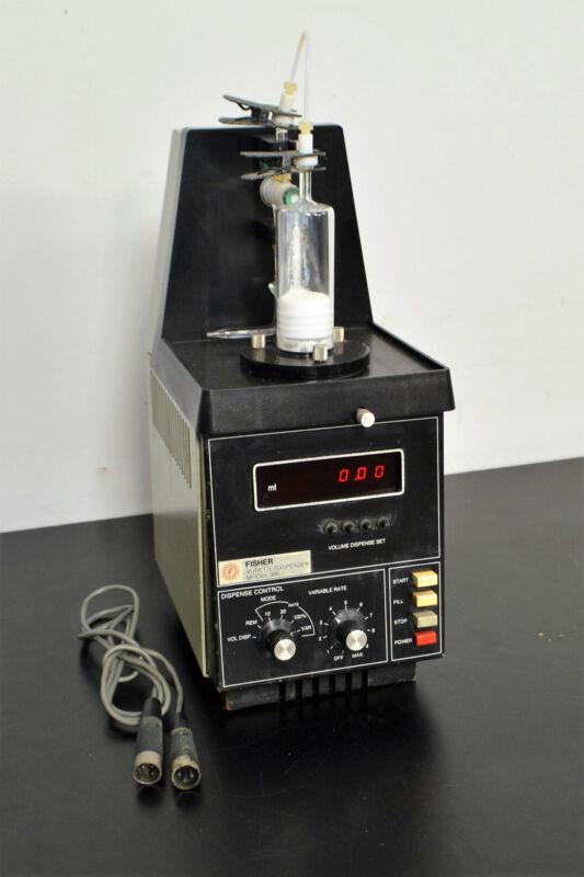 Fisher Scientific Burette / Dispenser Model 395 Titration