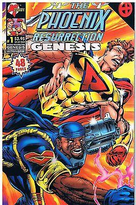 The Phoenix Resurrection: Genesis No.1 / 1996