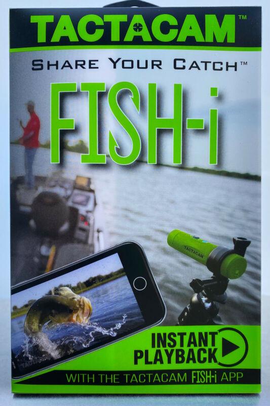 Tactacam Fish-i TA5FP Video Camera Package New